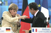 Merkel and Sarkozy Urge EU Commission to Ban Naked Short Selling of Shares and Debt