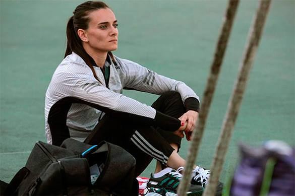 Yelena Isinbayeva, now IOC member, to take Olympics 2024 from USA. Yelena Isinbayeva
