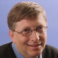 Microsoft Corp. Chairman Bill Gates visits Peru