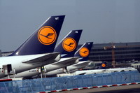 Deutsche Lufthansa AG to acquire 20-percent stake in JetBlue Airways Corp