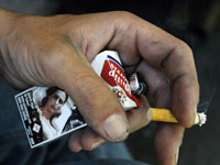 Cigarette packs to display graphic images as health warnings. 44695.jpeg