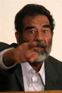 Saddam Hussein's trial resumes