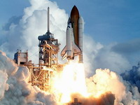 NASA plans first space shuttle launch of year next week