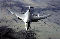 Russian Strategic Tu-160 Bombers Set New Record
