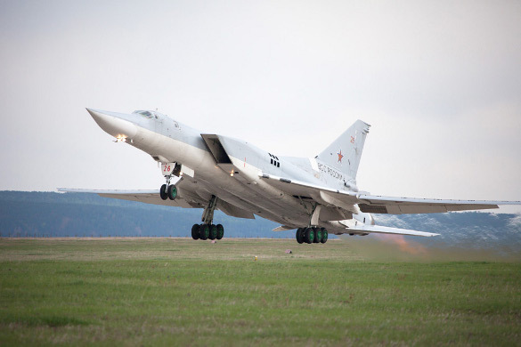 Hamadan: Russia in and out of Iran. Tu-22M3