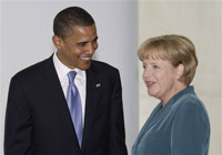Obama wants to become another Kennedy in Berlin