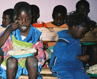 UNICEF Raises The Problem of Scanty Nutrition For Children in Africa