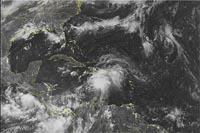 Ernesto to become hurricane and hit Florida