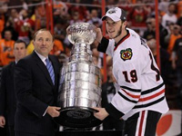 Chicago Blackhawks Take Stanley Cup for the First Time in 49 Years