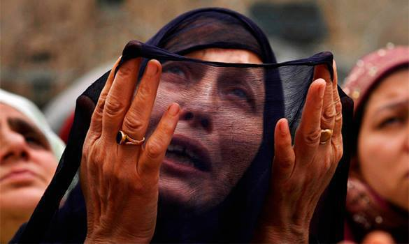 Algeria: Violence against women equal to 20 years in jail. Stop violence against women