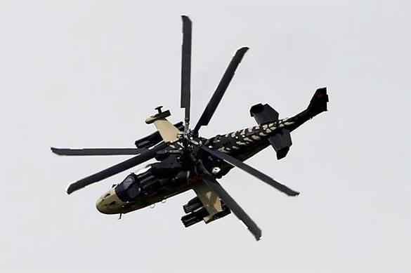 First-ever video of Ka-52 attack chopper in combat action appears online. 57699.jpeg