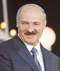 Alexander Lukashenko Trades Belarus for Luxury Holiday in Austria