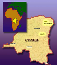 Congo arrests foreigners suspected in  plotting coup