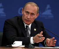 Putin: American missile defense plan threatens US-Russian relations
