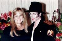Jackson's ex-wife Debbie Rowe denies giving up kids