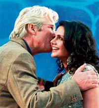 Lawyers file complaints against actor Richard Gere and Bollywood's Shilpa Shetty