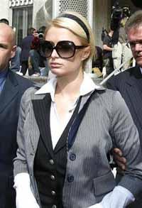 Paris Hilton's jail time could be cut in half
