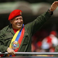 Hugo Chavez leaps before he looks