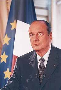 President Chirac bids farewell to Africa at summit overshadowed by crises and China