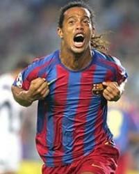 Barcelona denies Ronaldinho has mononucleosis