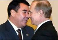 Putin calls for closer ties with Turkmenistan