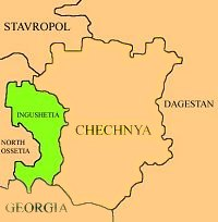 Russia: explosives-filled truck explodes in Ingashetia; 4 militants killed