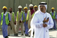 Increased wages return workers to their jobs in Dubai