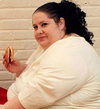 Donna Simpson Eager to Become World's Fattest Woman