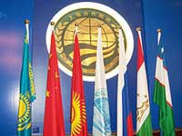 Shanghai Cooperation Organization To Accept Two Nuclear Enemies