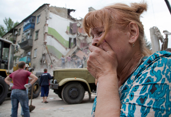 Will anyone be ever punished for crimes against humanity in Donbass?. Ukrainian crisis