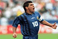Maradona considering trip to Switzerland to shed weight