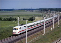 German governing parties debate over partial privatization of national railway operator