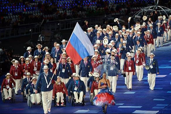 Putin: Russia will hold its own competitions for Paralympic athletes. 58710.jpeg