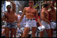 Religious groups head New York gay parade