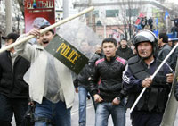 New Outburst of Violence in Kyrgyzstan: At Least 17 Killed in Clashes
