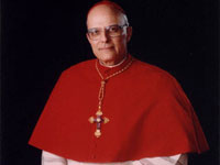 Cardinal Francis George elected president of Catholic bishops' conference