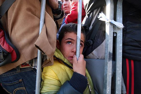 Refugee crisis in Europe to spark another war in the Balkans. Refugee crisis in Europe