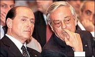 Italian court upholds corruption conviction against associate of Berlusconi