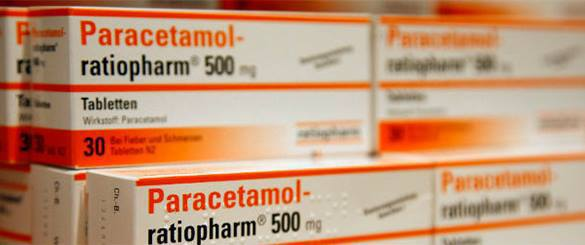 Paracetamol raises risk of cardiovascular diseases. Paracetamol not so harmless
