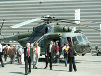 Russia ignored military exhibition IDET-2007 in Czech Republic