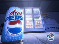 Chance to represent Pepsi