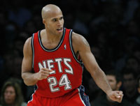 NBA Star Richard Jefferson Leaves Bride before Wedding