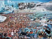 Is There Any Link Between Overpopulation and Climate Change