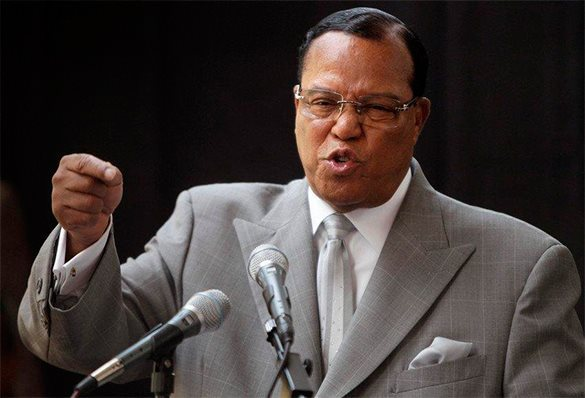 The Washington Times: 'Israelis and Zionists' played key role in 9/11 attacks. Louis Farrakhan