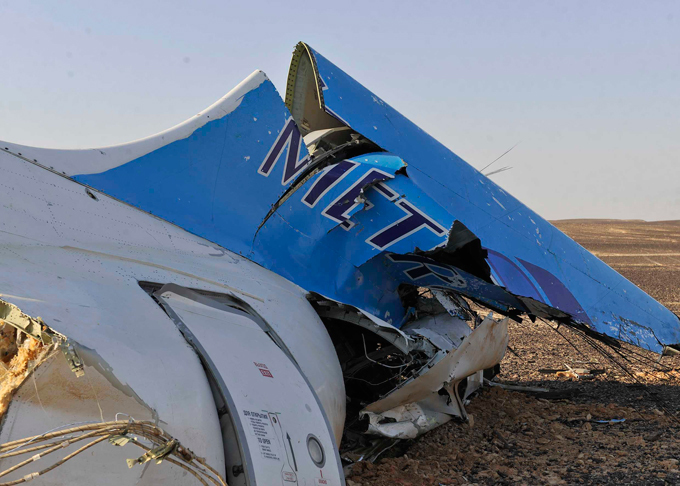 Flight recorders useless in establishing causes of Airbus A321 crash in Sinai. Airbus A321 crash