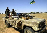 China urges Sudanese rebels to join in peace talks