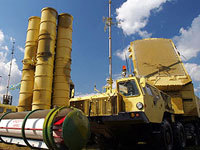 S-300 missile complex