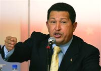 Venezuela's Chavez urges soldiers to prepare for resistance war against United States