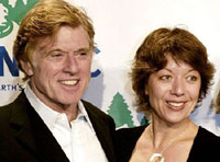 Robert Redford Marries Sibylle Szaggars in Germany