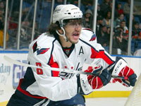 NHL Star Alex Ovechkin Banned Two Games For Campbell Hit